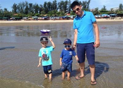 Hai bố con người Việt tử vong khi đi du lịch Thái Lan