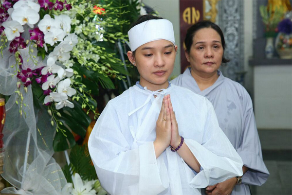 Mẹ Duy Nhân không muốn Kiều Oanh sinh con một mình