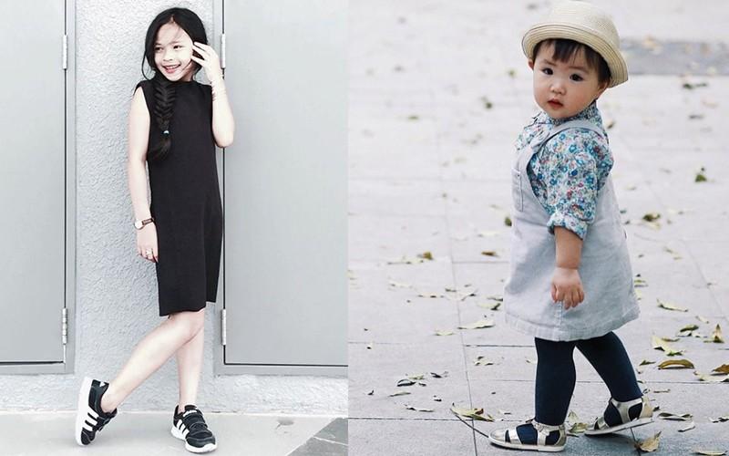 Những nhóc tì Việt mặc chất khiến người lớn cũng phải ghen tỵ