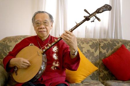 Cảm nhận của giáo sư Trần Văn Khê về âm nhạc CROR