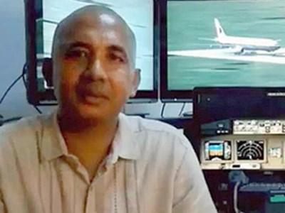 Máy bay MH370 không mất tích bí ẩn vì đó là vụ tự tử?