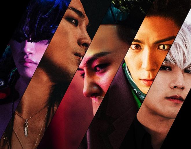 Những lý do khiến Big Bang là 'idol cao cấp'