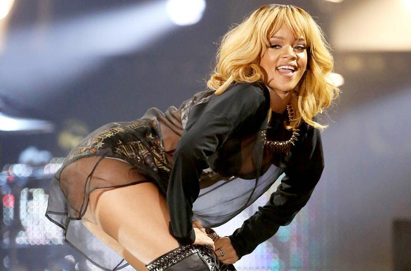 Rihanna - nữ hoàng nhạc số