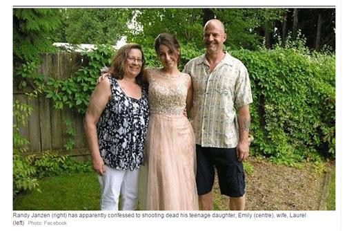 Tự thú giết vợ, con trên Facebook