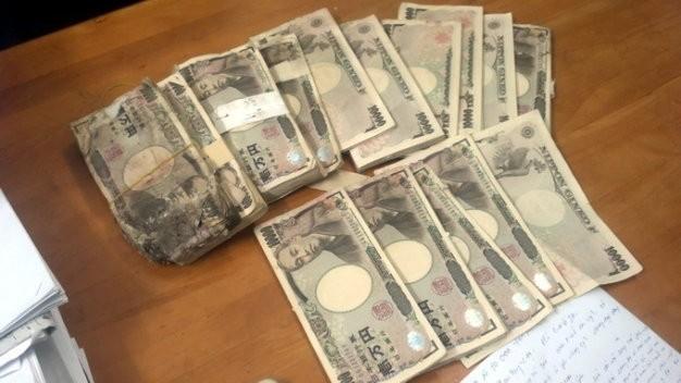 Vụ 5 triệu yen chứa trong thùng loa: 'Tiền' hay là 'vật'?