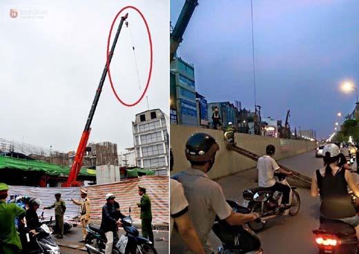 Những vụ tai nạn ám ảnh người dân Thủ đô tại dự án đường sắt trên cao