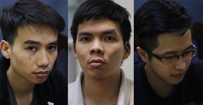 Ba hacker đánh cắp thông tin thẻ tín dụng kiếm 400 triệu