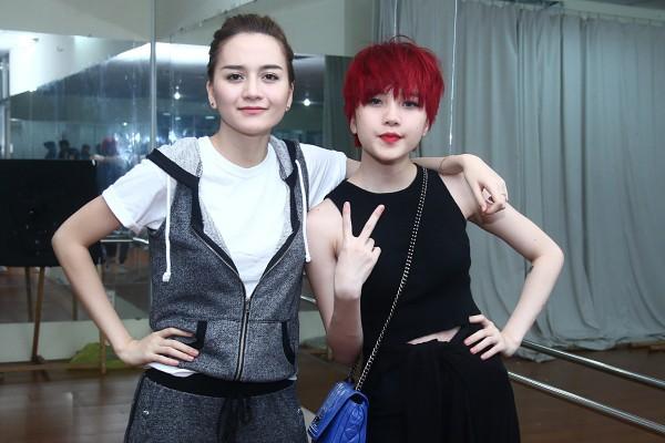 'Bạn gái tin đồn' của Sơn Tùng cá tính với tóc ngắn