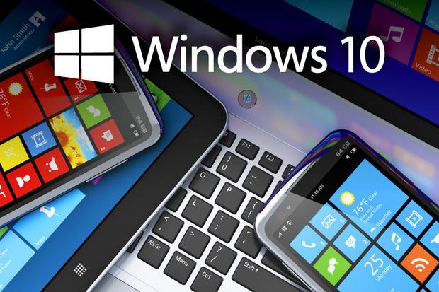 Microsoft công bố 7 phiên bản Windows 10