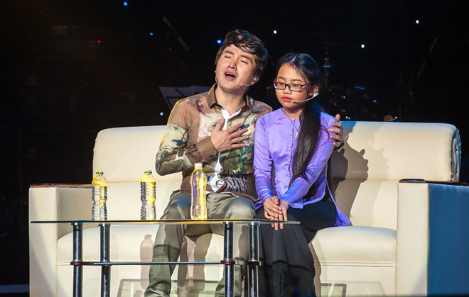 Dương Ngọc Thái chi tiền tỷ làm live show