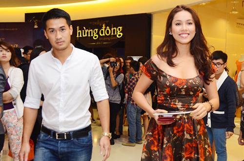Á hậu Hoàng My: 'Tôi và Phillip Nguyễn vẫn là bạn tốt'
