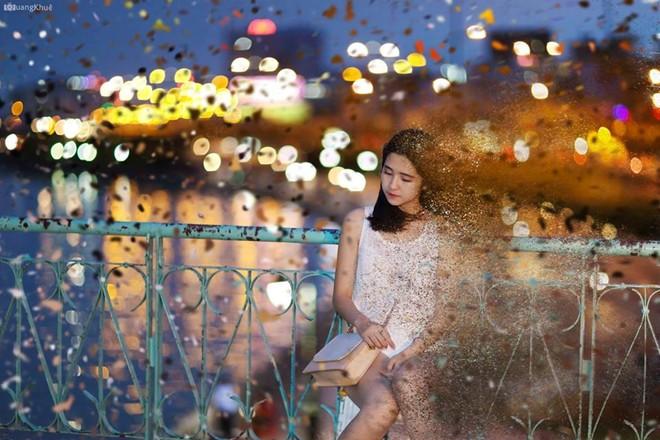 Giới trẻ Việt rộ mốt chia sẻ ảnh theo phong cách tan biến