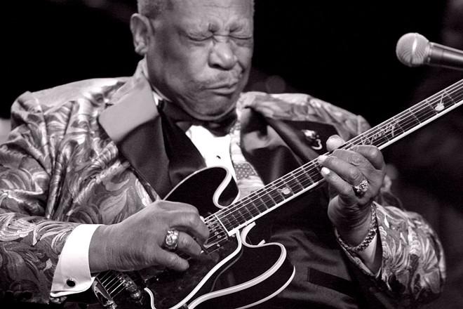 Ông hoàng nhạc blues B.B. King qua đời ở tuổi 89