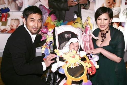 Sao Đài Loan từng muốn tự tử vì chồng lăng nhăng 16 lần