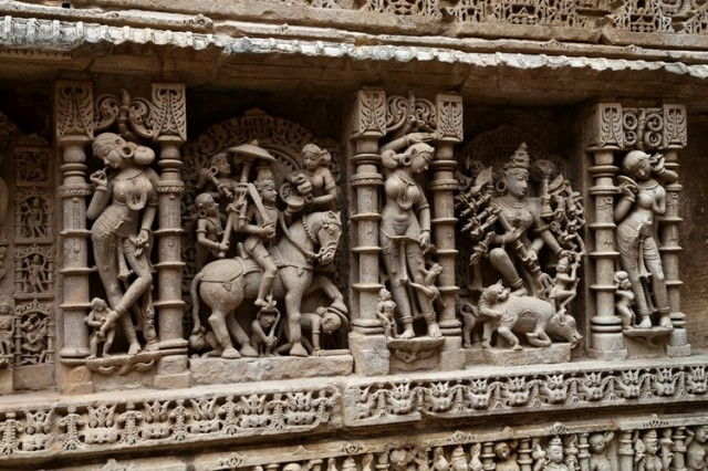 Kỳ quan kiến trúc độc nhất của Ấn Độ cổ xưa
