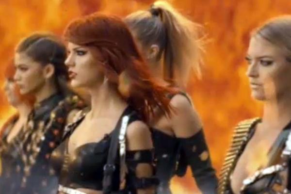 Dàn sao hùng hậu lộ diện trong MV bom tấn của Taylor Swift