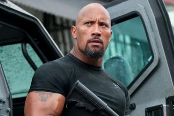 The Rock xác nhận tham gia 'Fast & Furious 8'