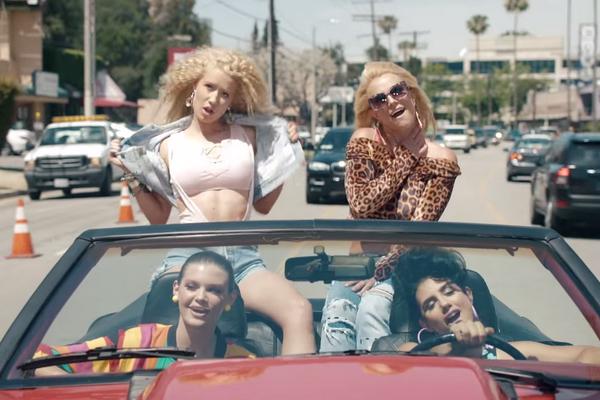 'Pretty Girls' - Màn trở lại thất vọng của Britney Spears