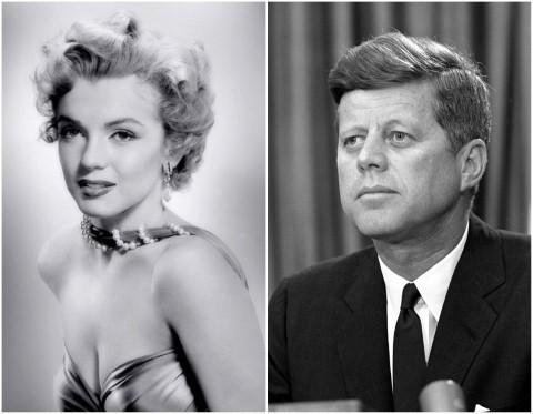 Marilyn Monroe hát mừng Tổng thống: Bất chấp tất cả vì tình