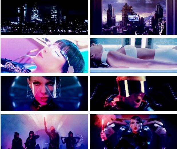 MV bom tấn của Taylor Swift bị nghi bắt chước 2NE1
