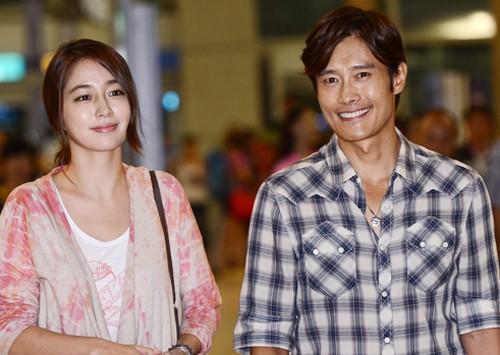 Vợ chồng Lee Byung Hun 'xài' nhà cũ của Jang Dong Gun