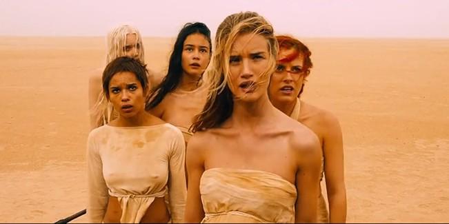 2 siêu mẫu đình đám góp mặt trong 'Mad Max: Fury Road'