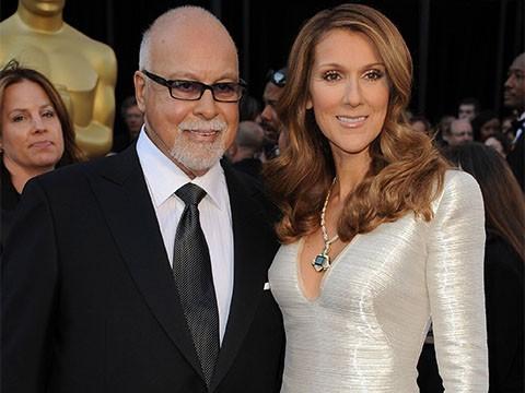 Celine Dion trở lại sân khấu vì chồng