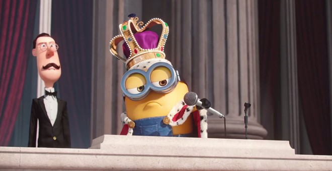7 phim hoạt hình bom tấn ra mắt trong nửa cuối 2015