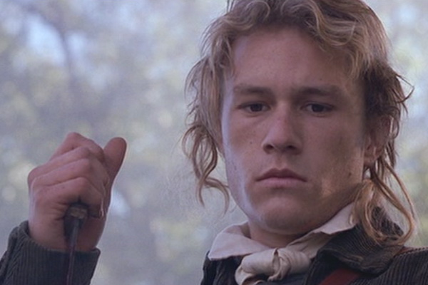 Heath Ledger suýt sắm vai Max Điên