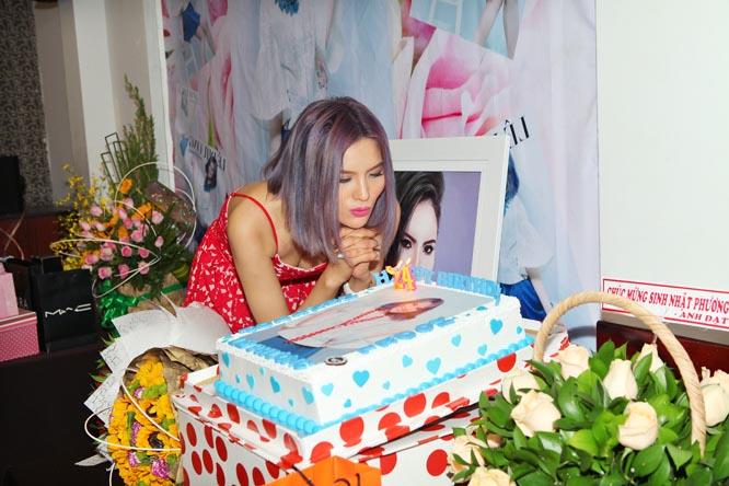 Lê Thị Phương khoe tóc ngắn mừng tuổi mới lần thứ 24