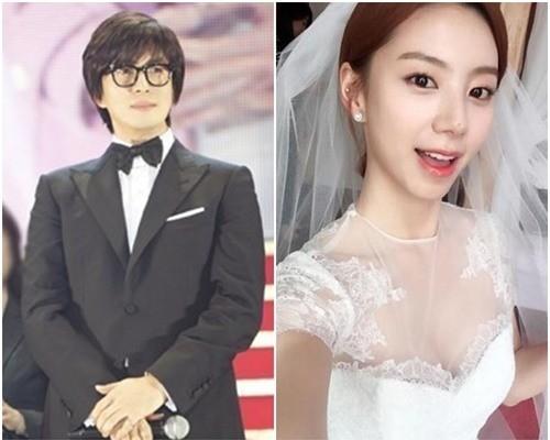10 bí mật về đám cưới của mỹ nam màn ảnh Bae Yong Joon