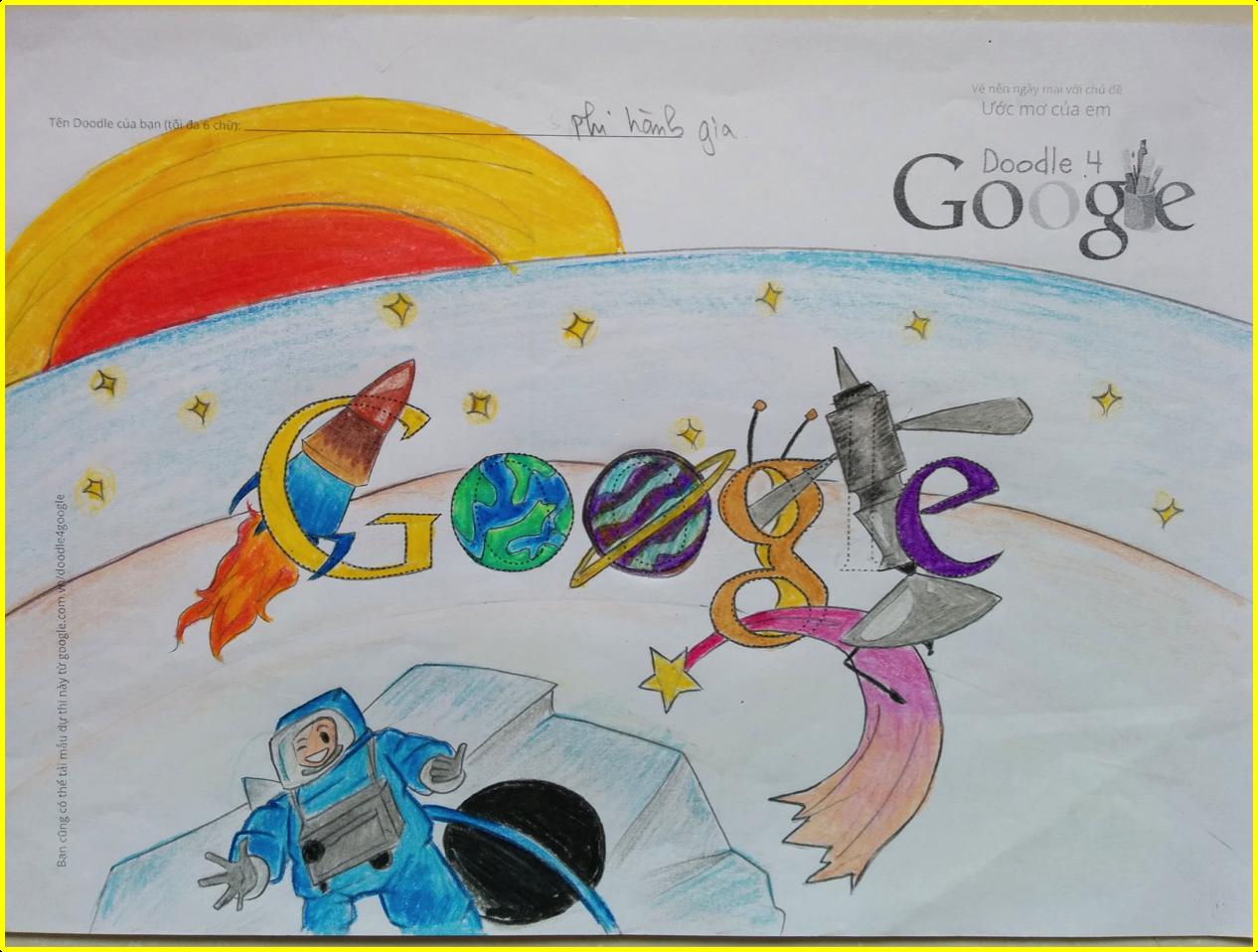Google sắp trao trang chủ cho trẻ em Việt vào ngày 1/6