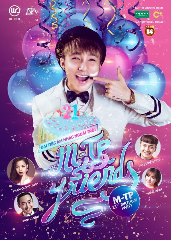 """Hé lộ về buổi offline """"lớn nhất V-biz"""" mừng sinh nhật của Sơn Tùng M-TP"""