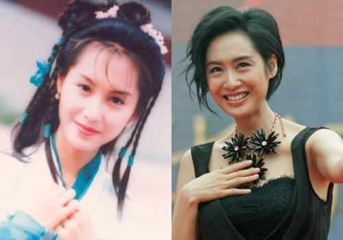 'Tiểu Đông Tà' Hoàng Dung trẻ đẹp ở tuổi ngoài 40