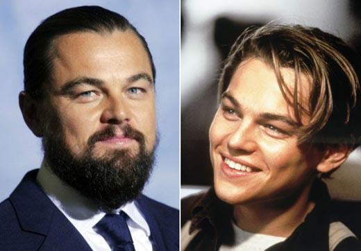 Các mỹ nam Hollywood: Ngày ấy - bây giờ