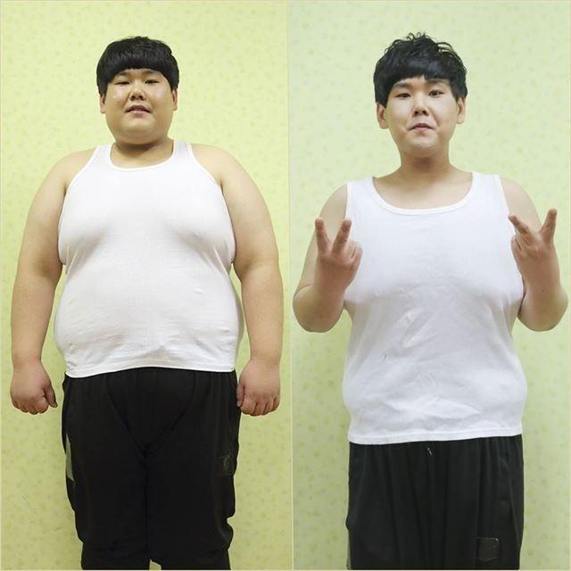 Diễn viên hài xứ Hàn giảm 70 kg trong 4 tháng
