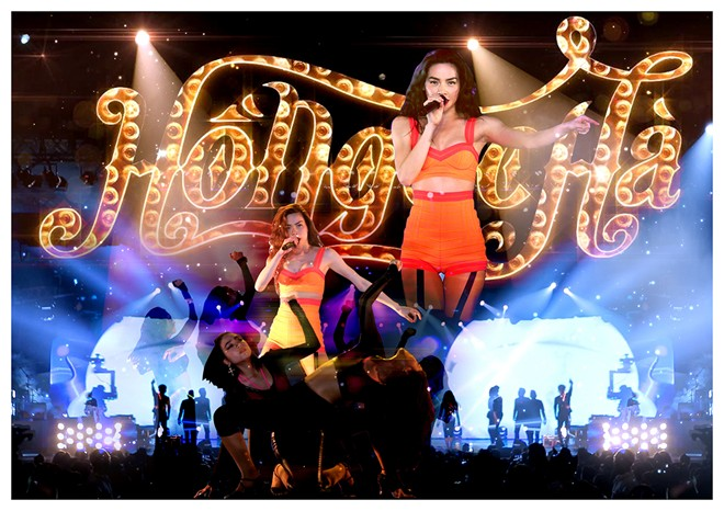 Hồ Ngọc Hà phát hành DVD live concert 10 năm ca hát