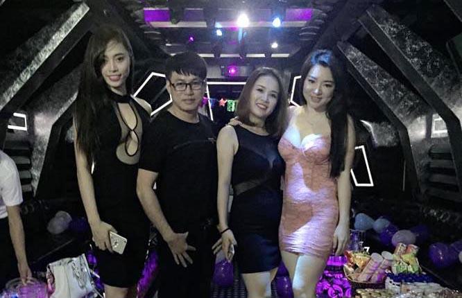 NTK Tommy Nguyễn tham dự đêm tiệc party tại đất cảng Hải Phòng
