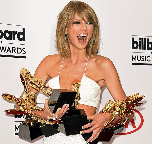 Taylor Swift lọt top phụ nữ quyền lực nhất thế giới