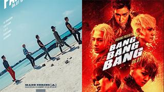 Big Bang hé lộ poster cho 'bom tấn' mới