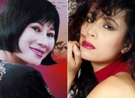 Những nữ ca sĩ Việt tài sắc nhưng bạc mệnh