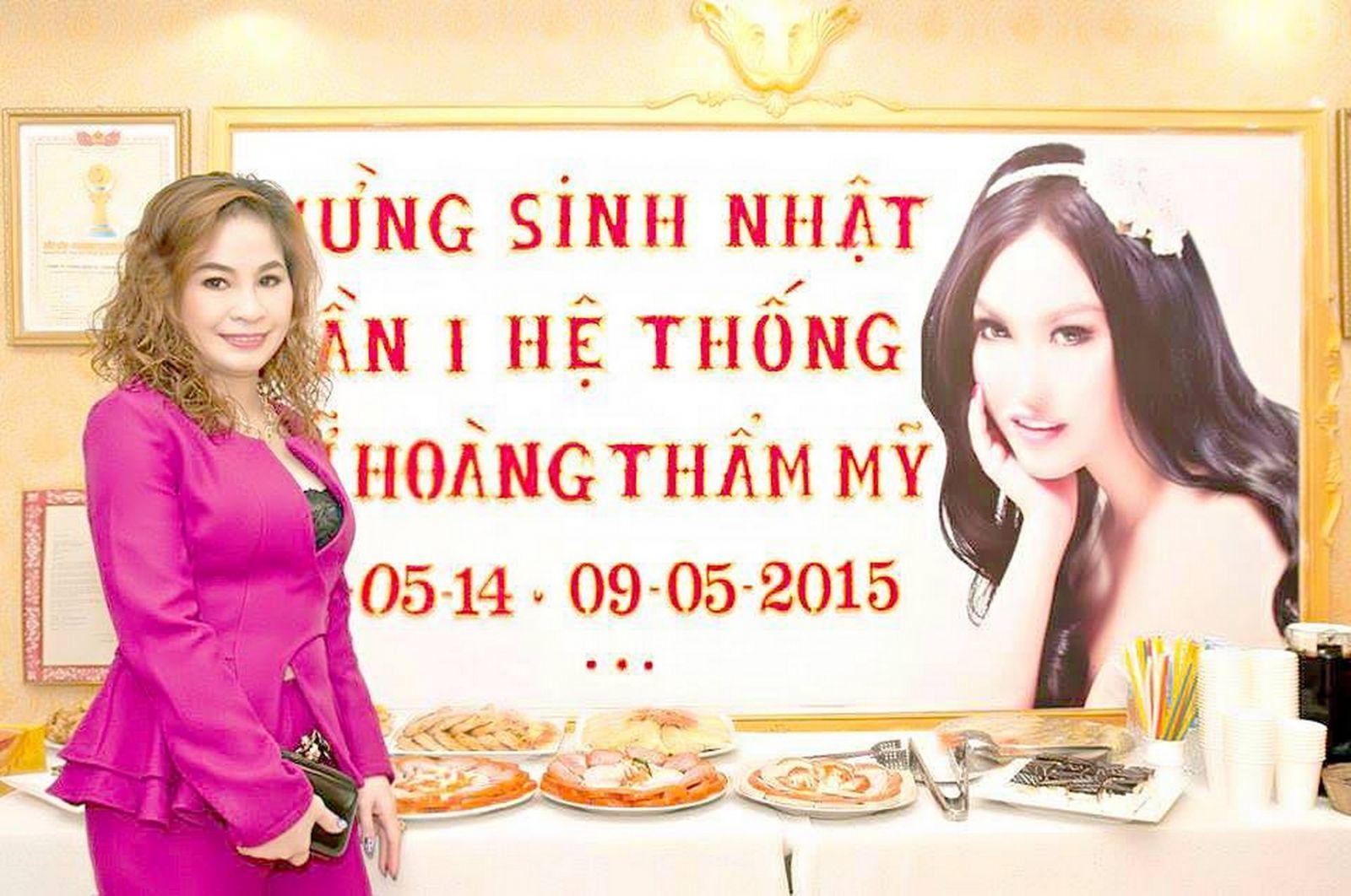 Giám đốc Spa Nữ hoàng thẩm mỹ Trần Ngọc Mỹ chia sẻ bí quyết kinh doanh spa
