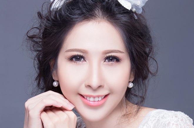 Bí quyết làm đẹp của Hoa hậu Vy Trần