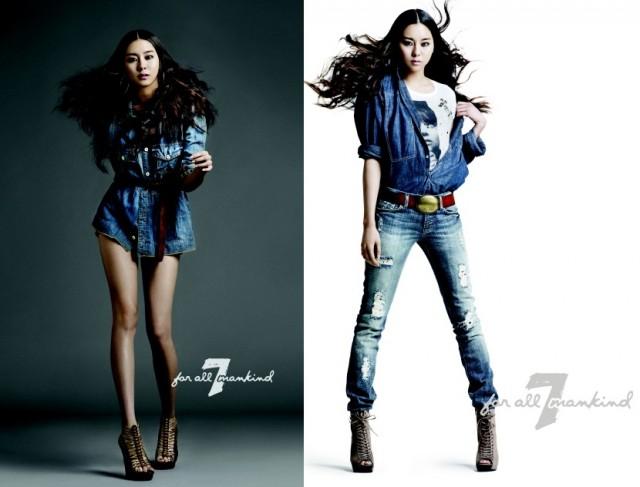 6 Idol nữ Hàn sở hữu đôi chân tỉ người thèm muốn