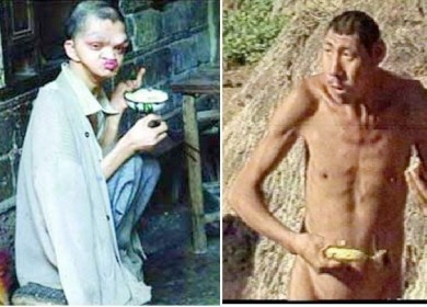 Hé lộ cuộc sống bí ẩn của hậu duệ người rừng và người khỉ ở Trung Quốc