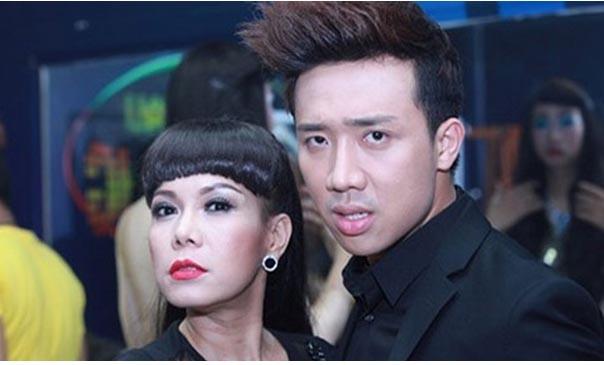 Việt Hương - Trấn Thành quậy tưng trong phim mới