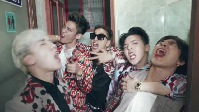 "Big Bang tung video tự quay ""We like 2 party"""