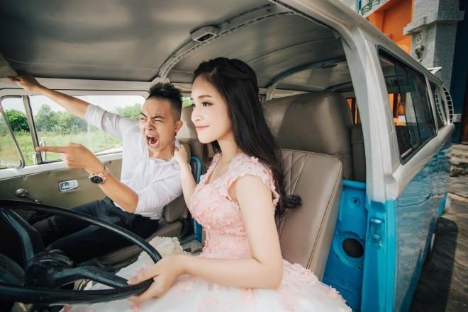 Phúc Bồ suýt không cưới được vợ đẹp