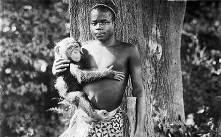 Ám ảnh về cuộc đời bi kịch của người lùn Congo bị nuôi nhốt trong sở thú
