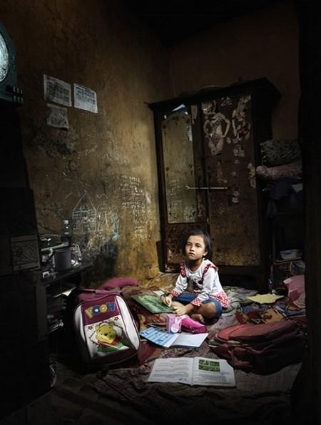 Sự khác biệt giữa trẻ nhà giàu và nhà nghèo